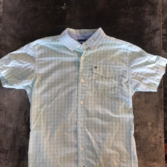 Tommy Hilfiger Other - Tommy Hilfiger button up youth